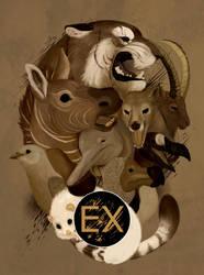 Extinct by Densetsugin