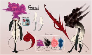 Fennel Reference Sheet by Densetsugin
