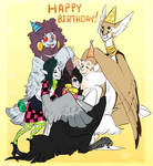 BIRTHDAY HARPIES