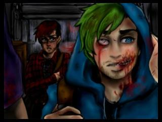 Zombie Jacksepticeye