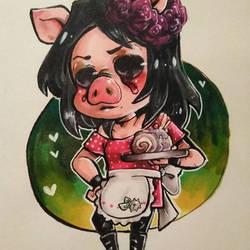 Mama 'Manada Pig Chibi - DBD