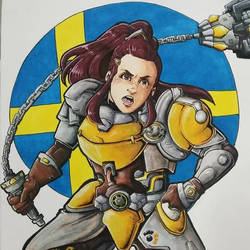 Brigitte Lindholm - Overwatch