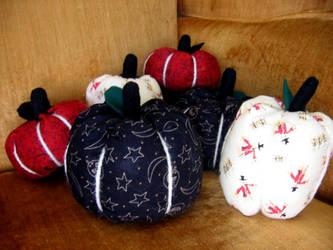 my halloween pumpkins by greenchylde
