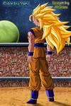 Goku ssj3 U-18