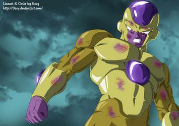 Dragon Ball fukkatsu no f - Freezer by 9ary