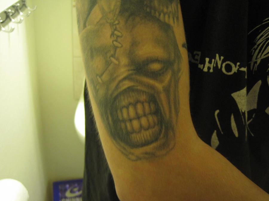 Nemesis Tattoo Resident Evil by Jonanas on DeviantArt