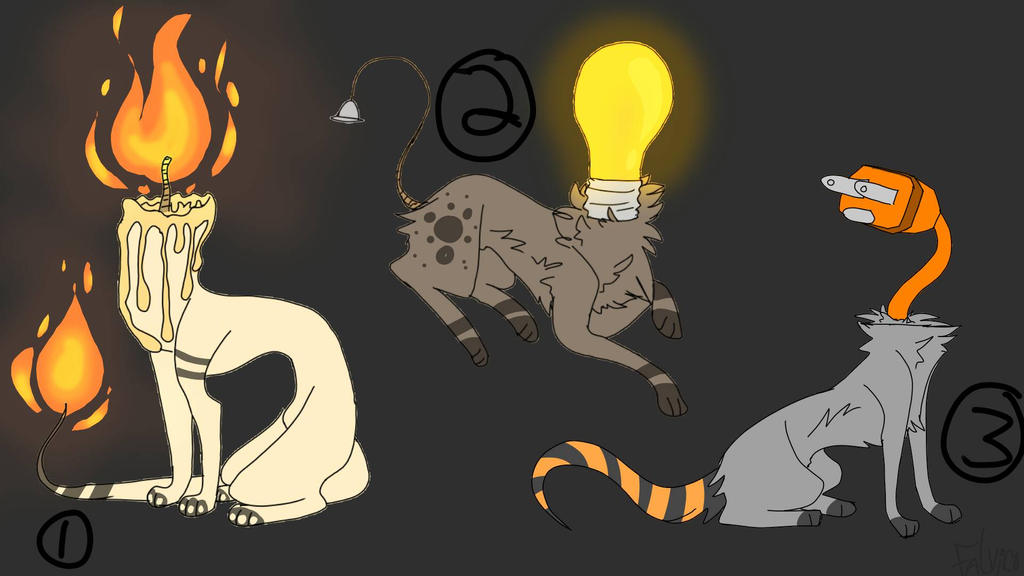 light the way adopts! (closed) by falvico