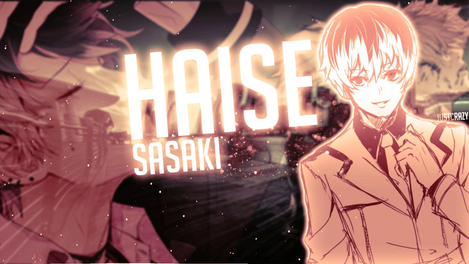 Haise Sasaki Wallpaper By Pxlrfx On Deviantart