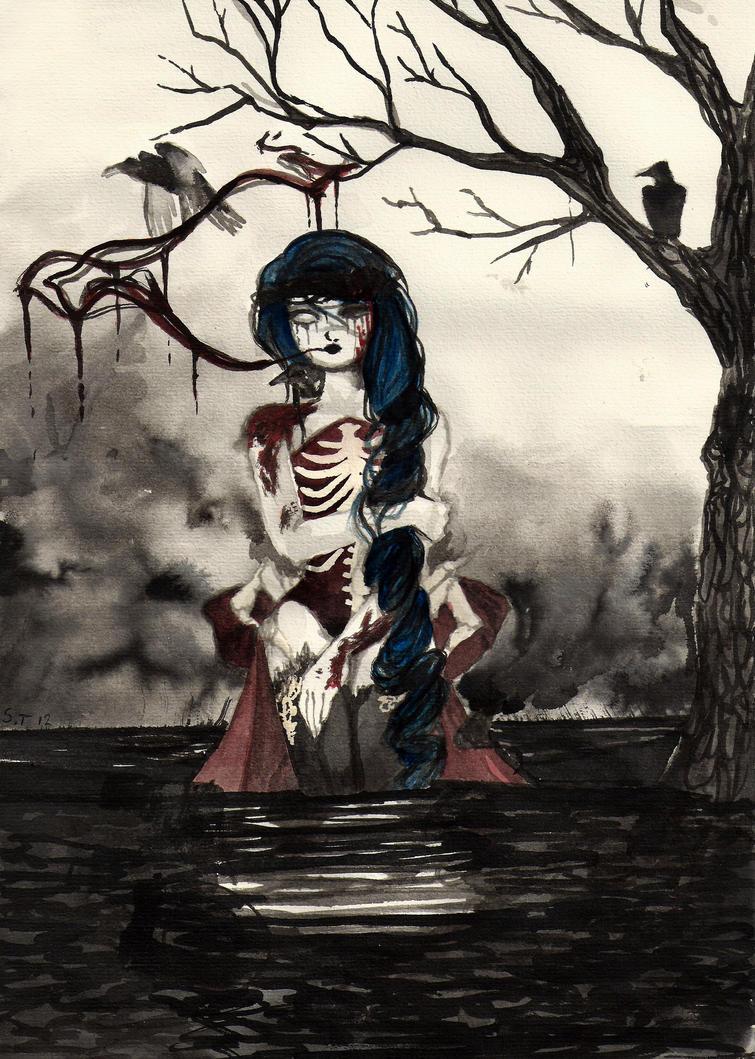 Black swamp by NettoSanne