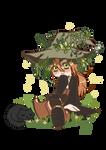 Leafy chibi
