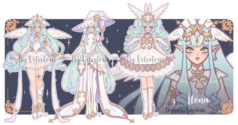 [Com] Angelic custom design