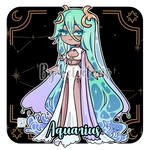 [Closed] Zodiac - Aquarius