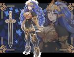 [Closed] Adoptable princess knight