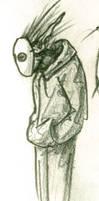 Cloaked Figure - Fantasy