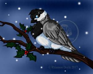 Chickadee Friend digital
