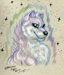 Metallic Wolfie