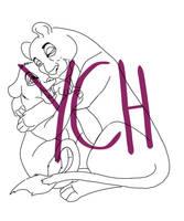 YCH by AliyaBloodHeart