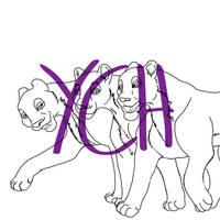 YCH for HotM by AliyaBloodHeart