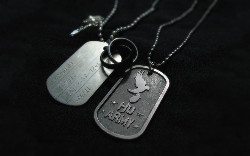 Military Dog Tag Machine For Sale