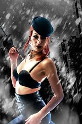 Suzie - Sin City by Valkann