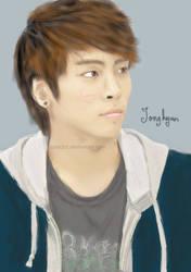 Jonghyun 2: SHINee by spazzist