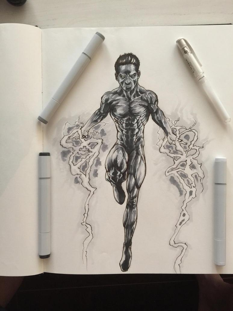Superhero me by ComicAJ