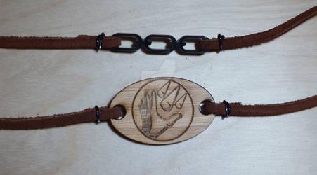 Laser Cut Bioshock Bracelets