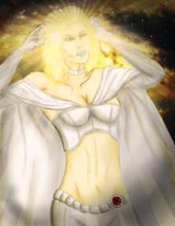X-Men : Emma Frost by thegruffman