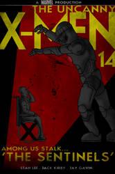 Covered : Uncanny X-Men 14 by thegruffman