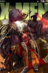 Covered : Uncanny X-Men 98 by thegruffman