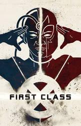 X-Men : First Class by thegruffman