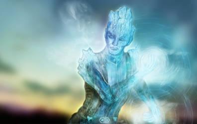 X-Men : First Class- Iceman by thegruffman