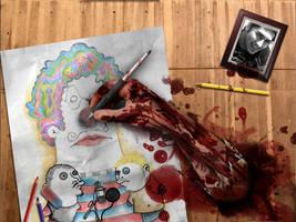 destroy for art by sidaryildirim