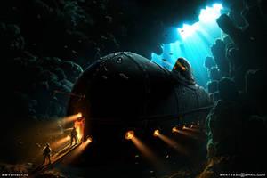 Nautilus by Sviatoslav-SciFi