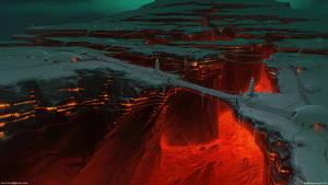 Lava-city