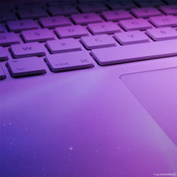 Keyboard in the stars