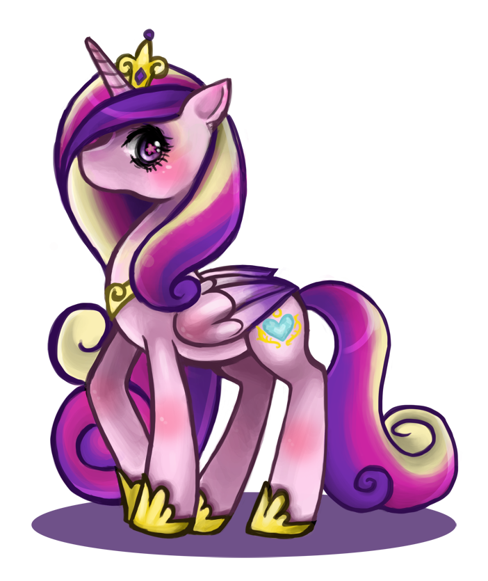 Princess cadence by poppeto on deviantart - Pictures of princess cadence ...