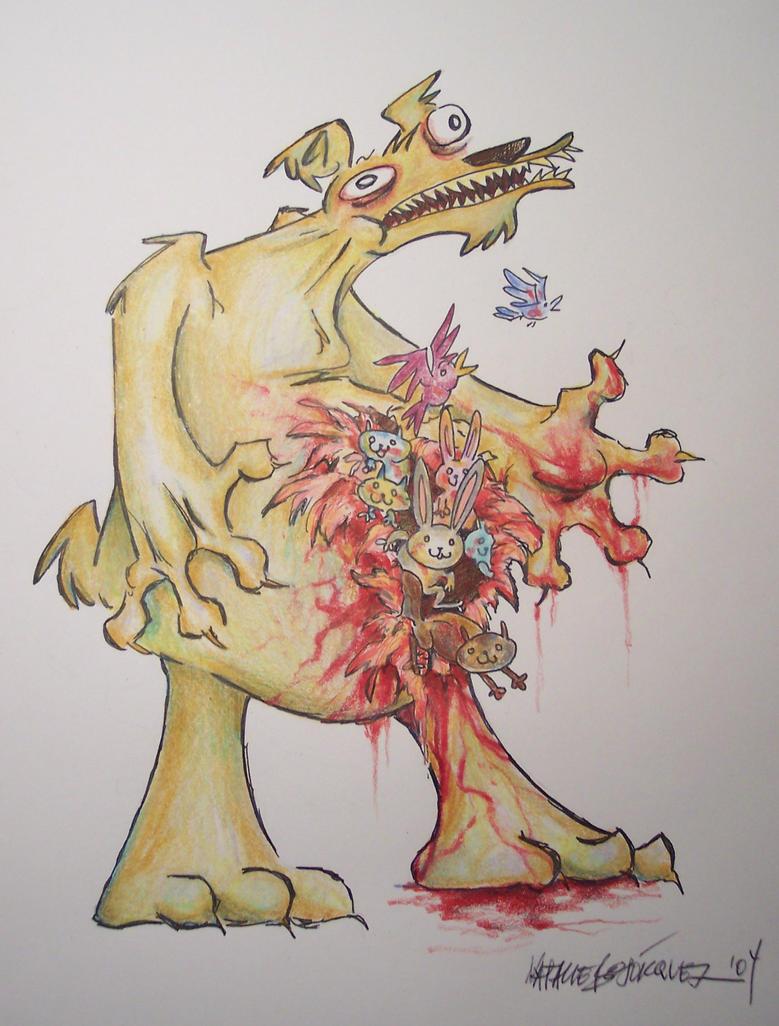 bear by drawmeasheep