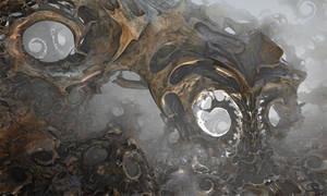 Extinction by pupukuusikko