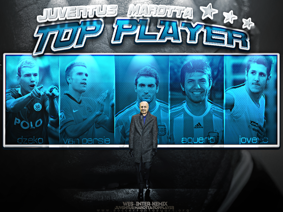 IL MANCATO TOP PLAYER JUVENTINO by InternazionaleSFA