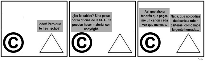 JC y MT : Copyright by Curroide