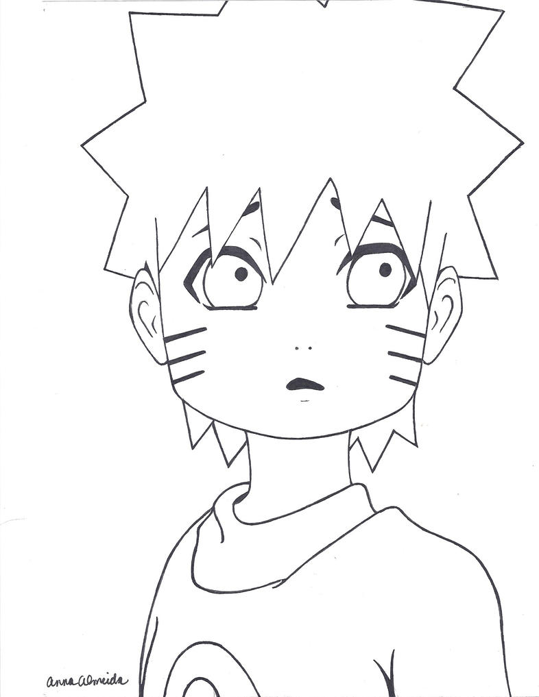 Anime Crying Eyes Coloring Pages