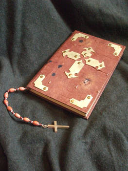 Castlevania - Subweapon-Armory: The Holy Book