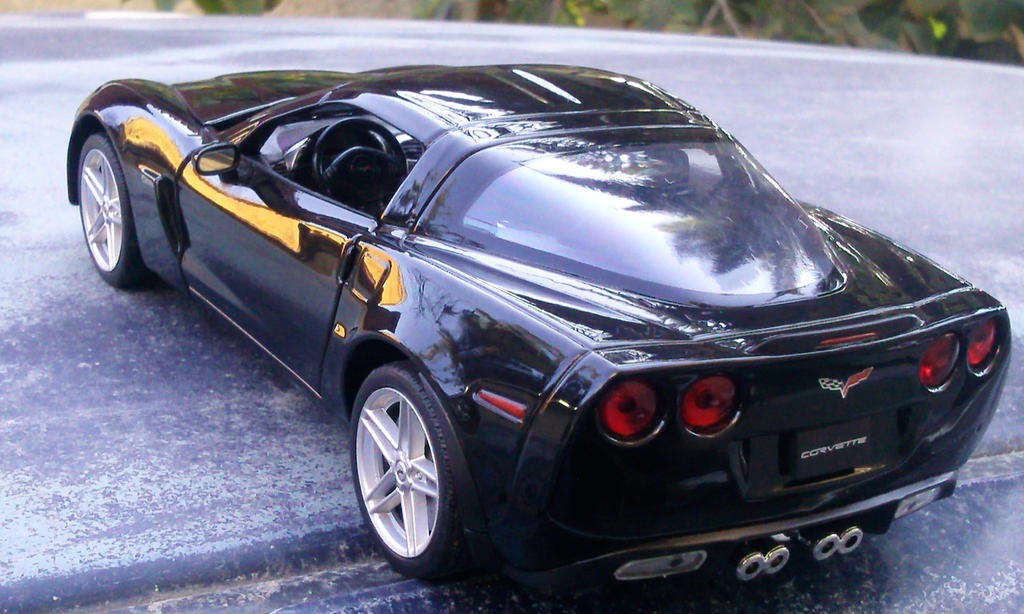 Chevrolet Corvette [Welly 1/24] by And300ZX