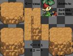 Pokemon Mountain Tile by Zer0LBA