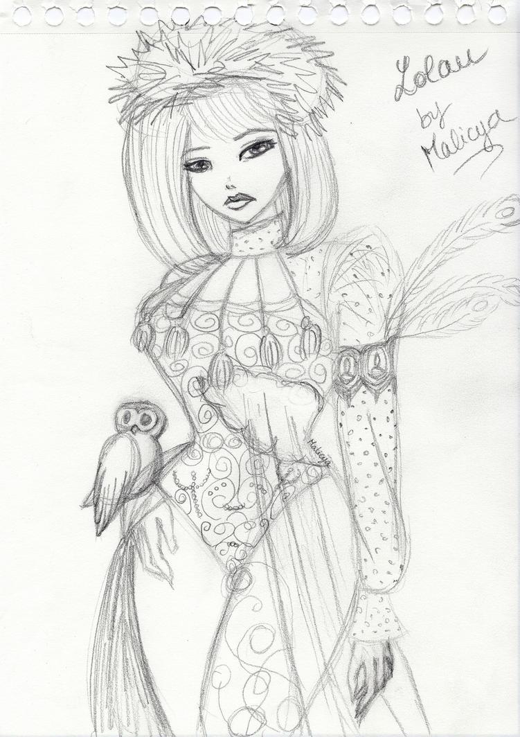 Lolau693 by Malicya-a