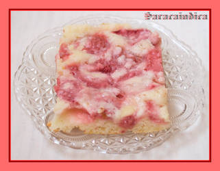 Strawberry pie by saracaindica