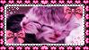 pink mutated kitten stamp by Lucky-De-Luca