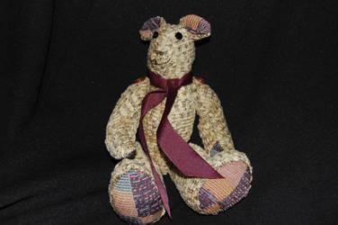 Small Bear, Big Feet by Grey-Catsidhe