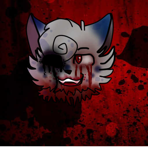 Inusha -~- GORE -~- Not that much but.. GORE XD by Toxic552